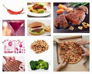 Alimentos que causan acidez de estomago