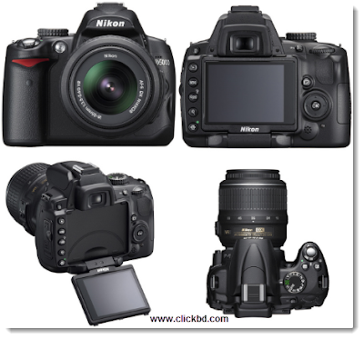 Spesifikasi Lengkap Kamera Nikon D5000