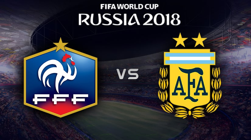 World Cup match preview France vs Argentina