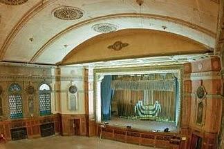 auditorium ceiling material fixing