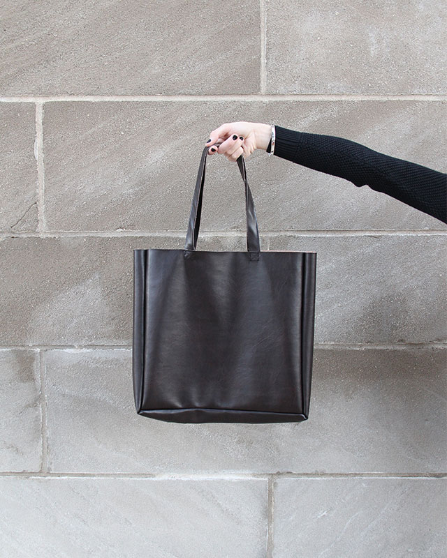 How to make a simple, easy shoulder bag