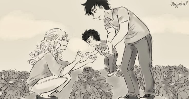 Percy And Annabeth Having A Baby | www.pixshark.com ...