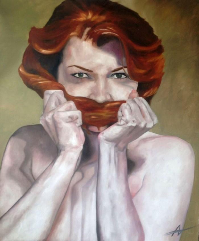 Женское тело: как можно быть нежным и сильным. Adam Hornsby