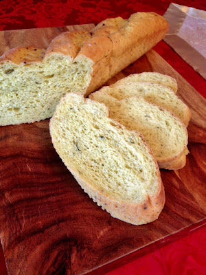 Herbed Onion Loaf