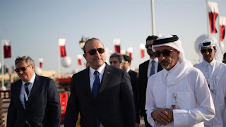 Turkey's Foreign Minister Mevlut Cavusoglu has said that many European countries are ignoring the murder of Saudi journalist Jamal Khashoggi.