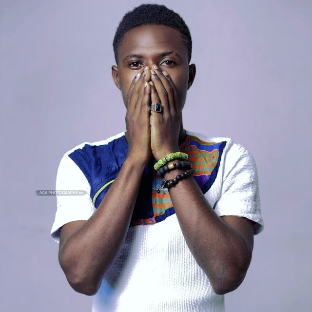 Leaked: 10 Secrets You Don't Know About Up & Rising Star – Kwame Baah. #5 Will Give You A Shocker!