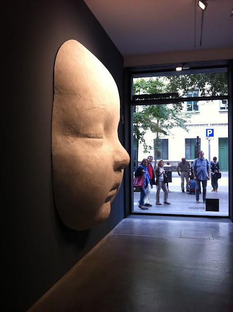 Poliuretano, composites, Barcelona Gallery Weekend