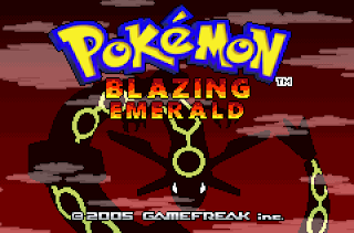 Pokemon Blazing Emerald ROM Download - GBAHacks