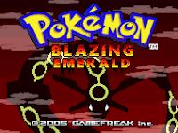 Unduh Pokemon Blazing Emerald (GBA)