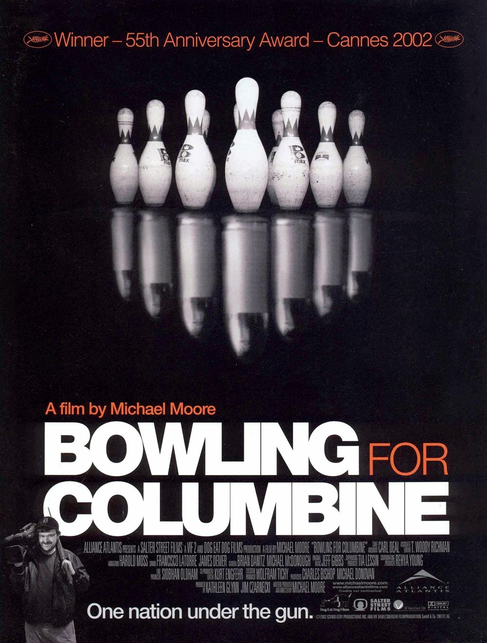 Lecturas Cinematográficas: Bowling For Columbine