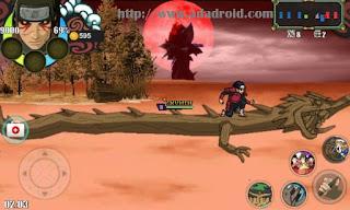 Download Naruto Senki Mod Sasuke's Back to the War Apk