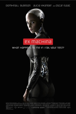 Destaque: Ex-Machina: Instinto Artificial (2015)