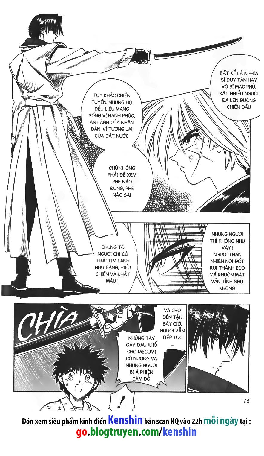 Rurouni Kenshin chap 26 trang 15