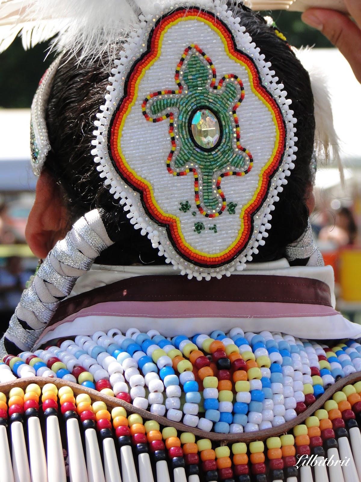 lilbitbrit roasting ears of corn festival american indian festival