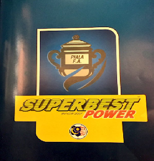 Piala FA 2016 Superbest power