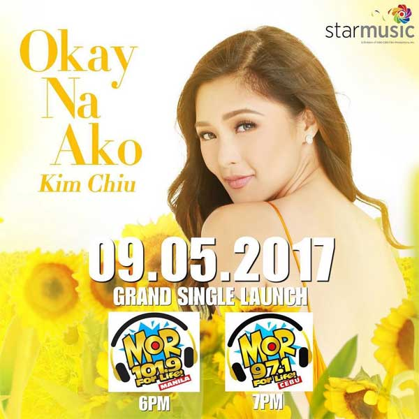 Kim Chiu expresses excitement over release of new single