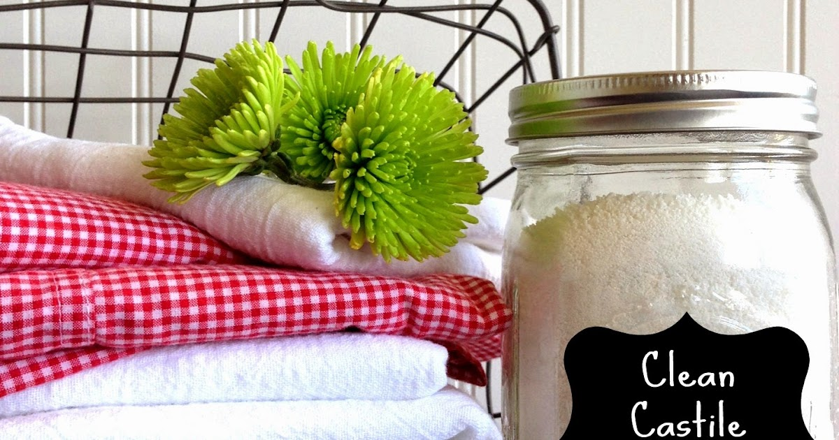 Homemade LAUNDRY detergent: Discover the amazing cleaning