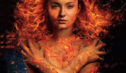 Series sobrenaturales: Xmen - Dark phoenix  TRAILER nuevo