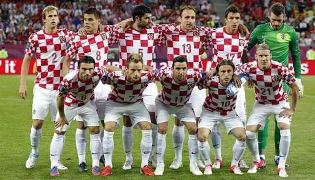 Kroasia Piala Dunia 2018