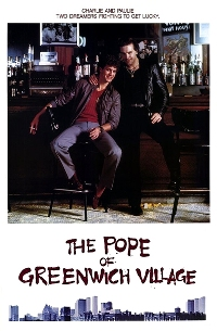 Poster The Pope of Greenwich Village