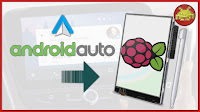Android Auto su Raspberry Pi 3 + Touchscreen ⋆ Crankshaft vs Openauto