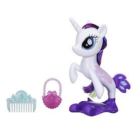 MLP Glitter & Style Seapony Rarity Brushable Pony