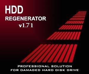 hdd regenerator 1.71 gratuit