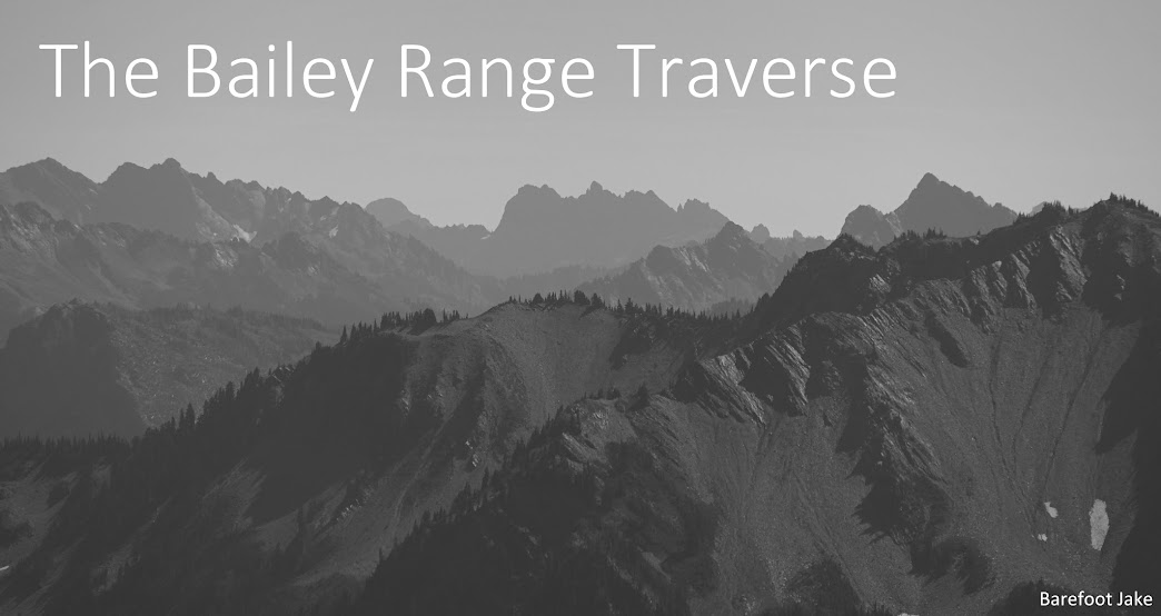 Bailey Range Traverse