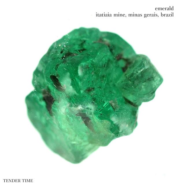 エメラルド Emerald Itatiaia mine, Minas gerais, Brazil
