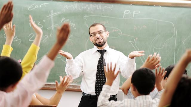 Pengalaman Pertama Mengajar