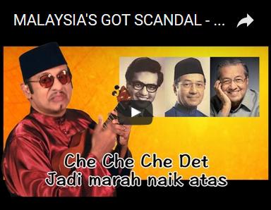 Malaysia's Got Scandal