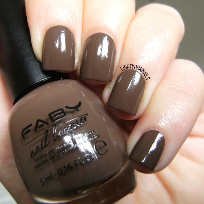 Smalto Faby First Class nail polish