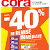 Catalogue Cora 25 au 31 Juillet 2017