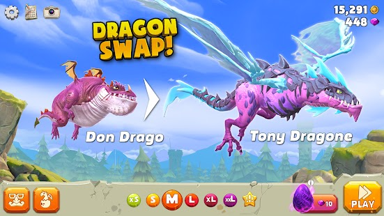 Hungry Dragon Apk Mod Free on Android Game Download