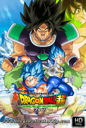 Dragon Ball Super Broly [1080p] [Latino-Japones] [MEGA]