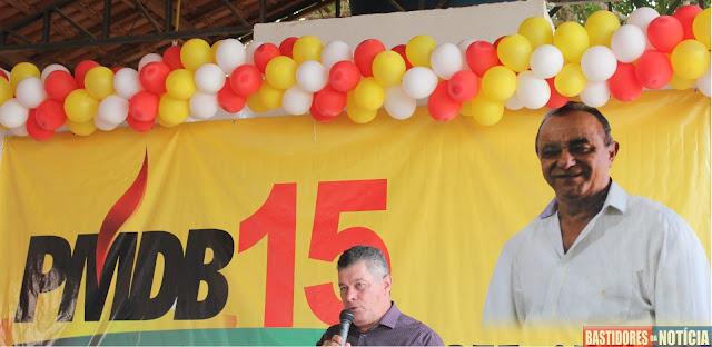 Deputado Edson Martins apoia Laerte Queiroz