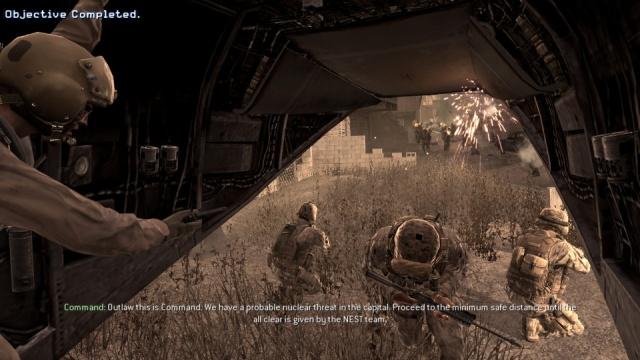 Download Call of Duty 4 Modern Warfare PC Games