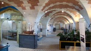 Place forte de Brouage - Magasin aux vires - Centre d'interprétation de la fortification