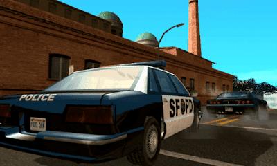 تحميل لعبة درايفر حرامي السيارات  للاندرويد افضل لعبة للجوال GTA 5 apk Android