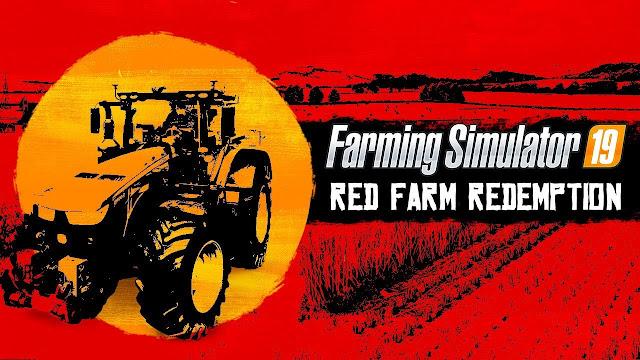 شاهد كيف استغل فريق تطوير لعبة Farming Simulator 19 إصدار Red Dead Redemption 2 من أجل التسويق لعنوانهم المقبل ..
