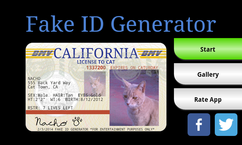 Fake And Tricks Hacking Id Tips Facebook - Generator Proof