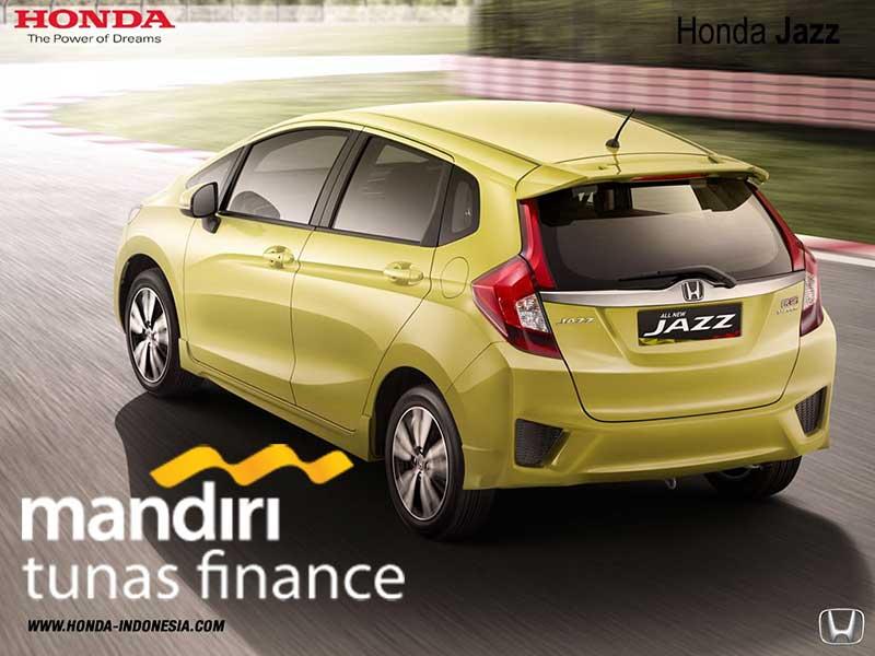 Kredit Mobil Honda Jazz Bandung
