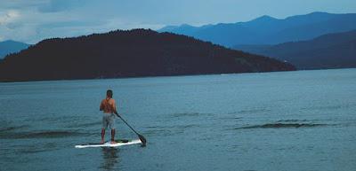 Paddle Boarding Spots