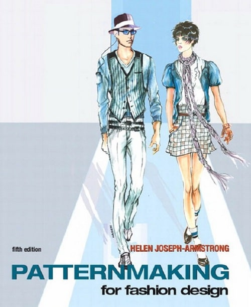 Patternmaking For Fashion Design Textile Ebook