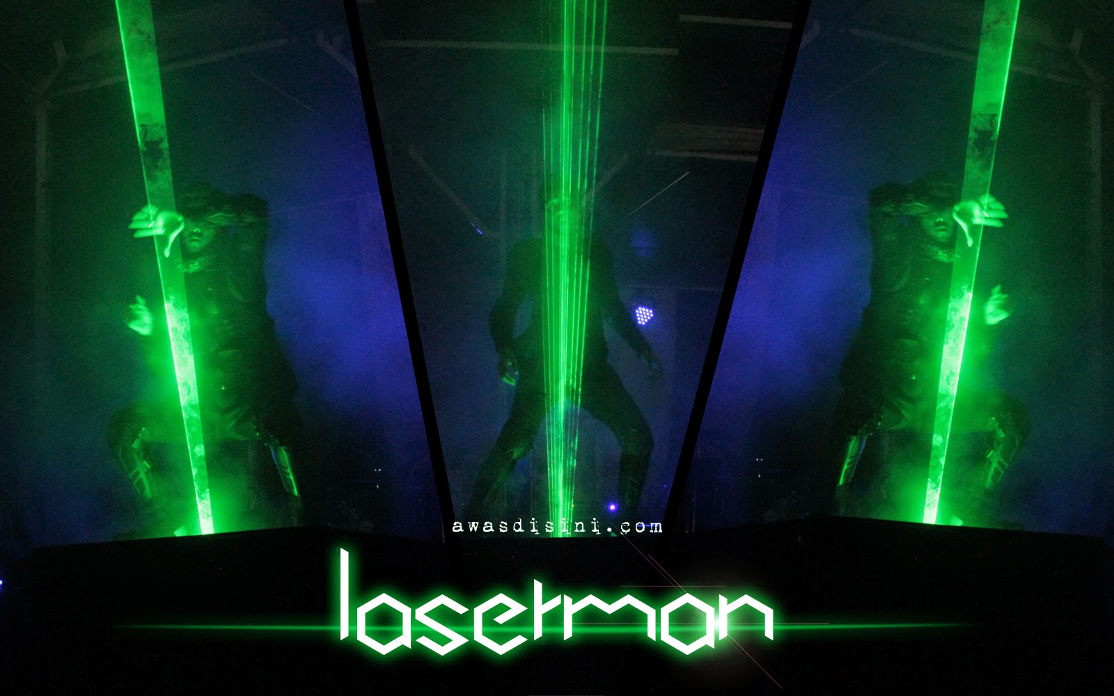 laserman Terbangkan Lampionmu Bersama Orang Tersayang di Fantasy Light Festival