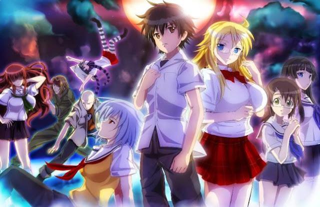 Ben-To - Daftar Anime Martial Arts Terbaik dan Terpopuler