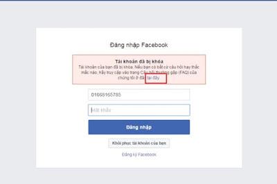 mo khoa tai khoan facebook faq moi nhat 2018