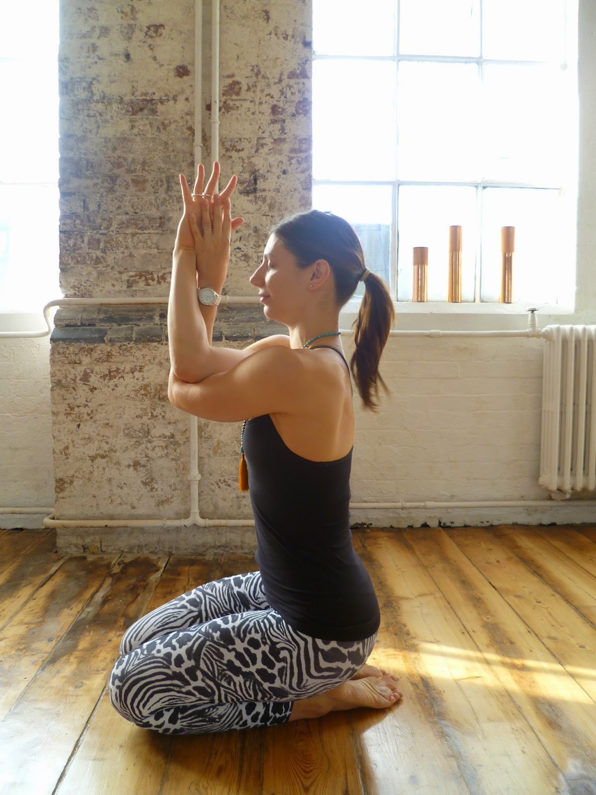 Yoga for Fitness Professionals keep it simpElle