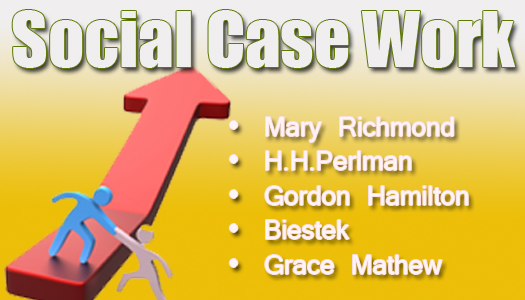 social work research case study