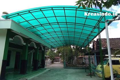 Jasa Canopy Besi di Cibubur, Cileungsi, Jonggol, Kranggan, Sentul, Bogor dan Ciangsana